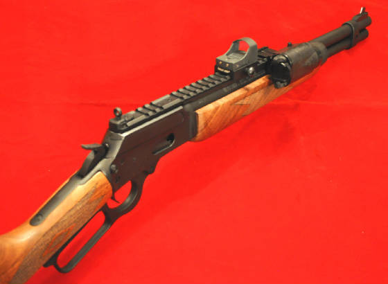 Tactical Lever Actions